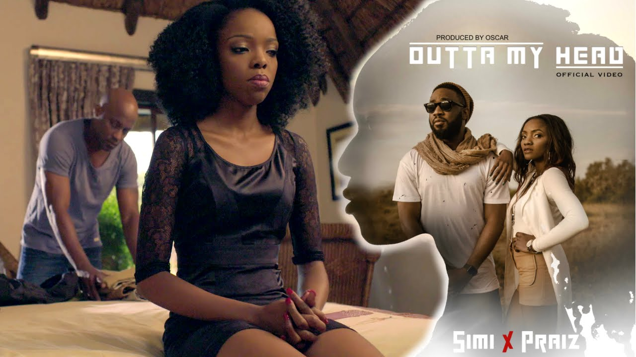 Simi & Praiz – Outta My Head (Official Video)