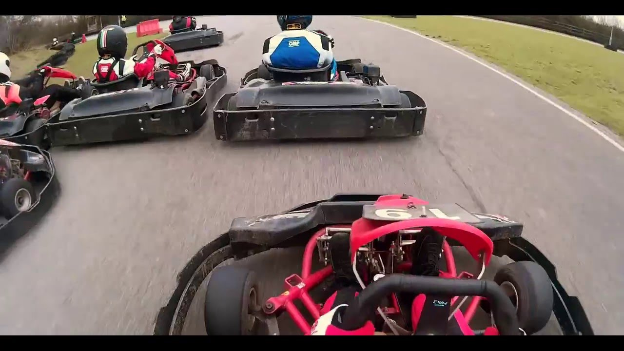 Q Leisure Brighton Karting Kids Championship - S15 R5 Race Edit ...