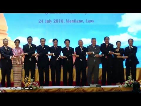 South China Sea dispute overshadows ASEAN meeting