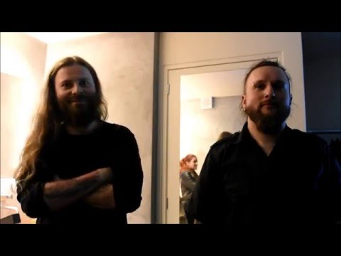 DECAPITATED's Vogg & Rasta On Touring, Upcoming Album & Songwriting Inspiration (2016)