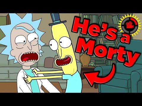 Film Theory: Mr. Poopybutthole is a MORTY! (Rick and Morty Season 4)