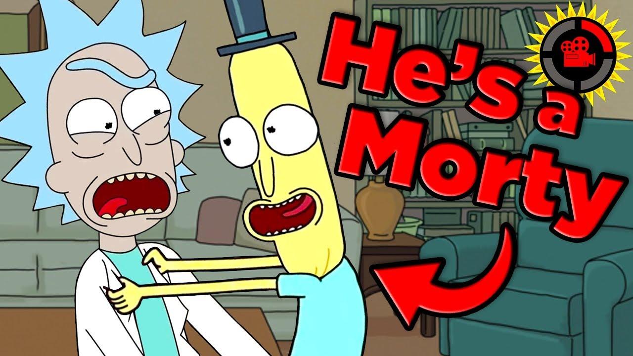 Rick and morty a parazitákról)