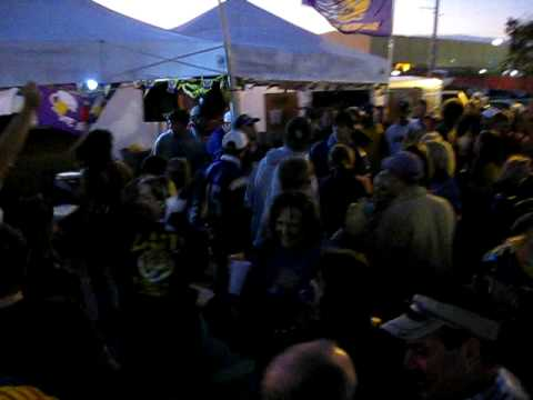 Real LSU Tailgate Party