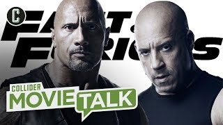 The Rock vs. Vin Diesel: Is the Fast and Furious Feud Real? - Movie Talk