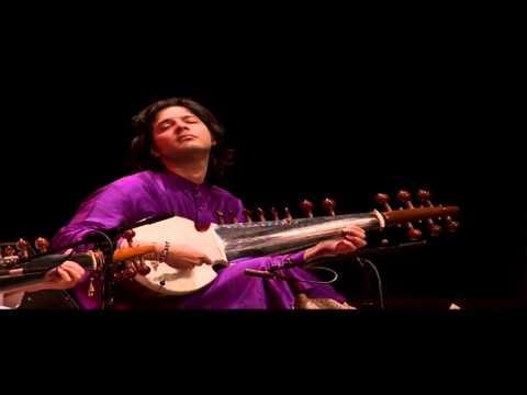 Amjad Ali Khan - Amaan Ali Bangash - Ayaan Ali Bangash - Live at Lotus Festival, 2013