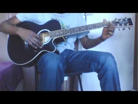 Tutoriel guitare Fally Ipupa Délibération (BIGMB)