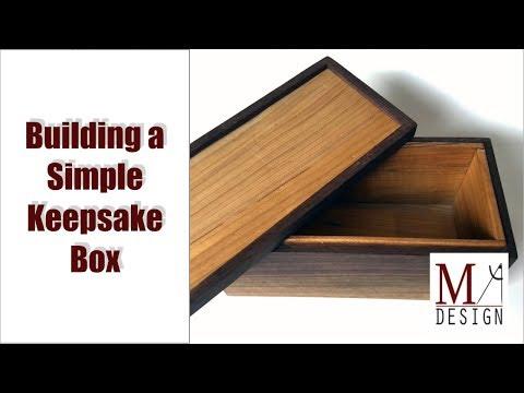 Building A Simple Keepsake Box