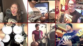 ALTER BRIDGE My Champion  International Cover Collab