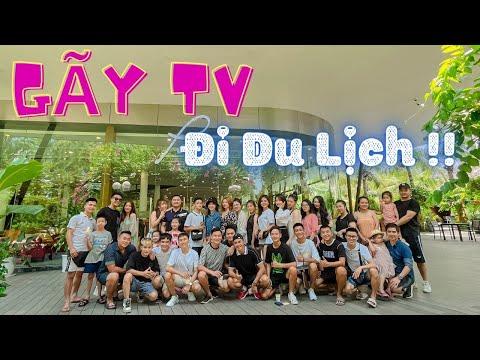 CHUYẾN NGHỈ DƯỠNG CỦA CẢ TEAM GÃY TV MEDIA | Việt Hoàng Official