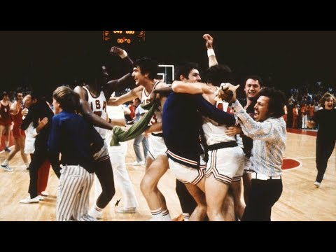The Most Controversial Basketball Game | USA V USSR | 1972 Munich Olympics