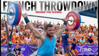 The French Throwdown: Behind the Scenes