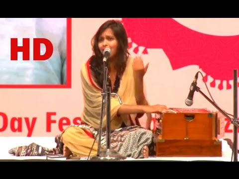 BISMILLAH QAWWALI | Pooja Gaitonde | Indian Music Festival | Nehru Centre, Worli DEC 2016