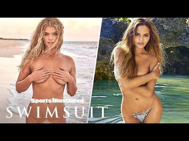 Chrissy Teigen, Nina Agdal & Mia Kang Vajazzle Their \'Hooha\', Go Bare   Sports Illustrated Swimsuit