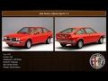 Classic Cars Collection: Alfa Romeo 1976-1980