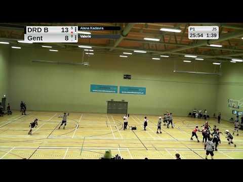Dublin B vs GO-GO Gent