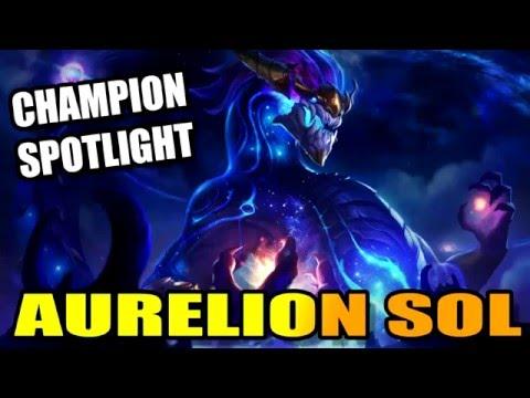 Ao Shin Gameplay | Champion Spotlight - YouTube