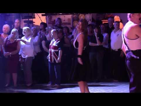 Skegness Butlins Northern Soul Weekender September 2015 Dance Competition Part 2
