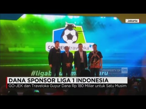 Dana Sponsor Liga 1 Indonesia Mp3
