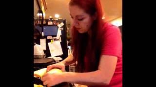 21-23 April 12 ~ Spaghetti Squash, Ootd, Crabbing.