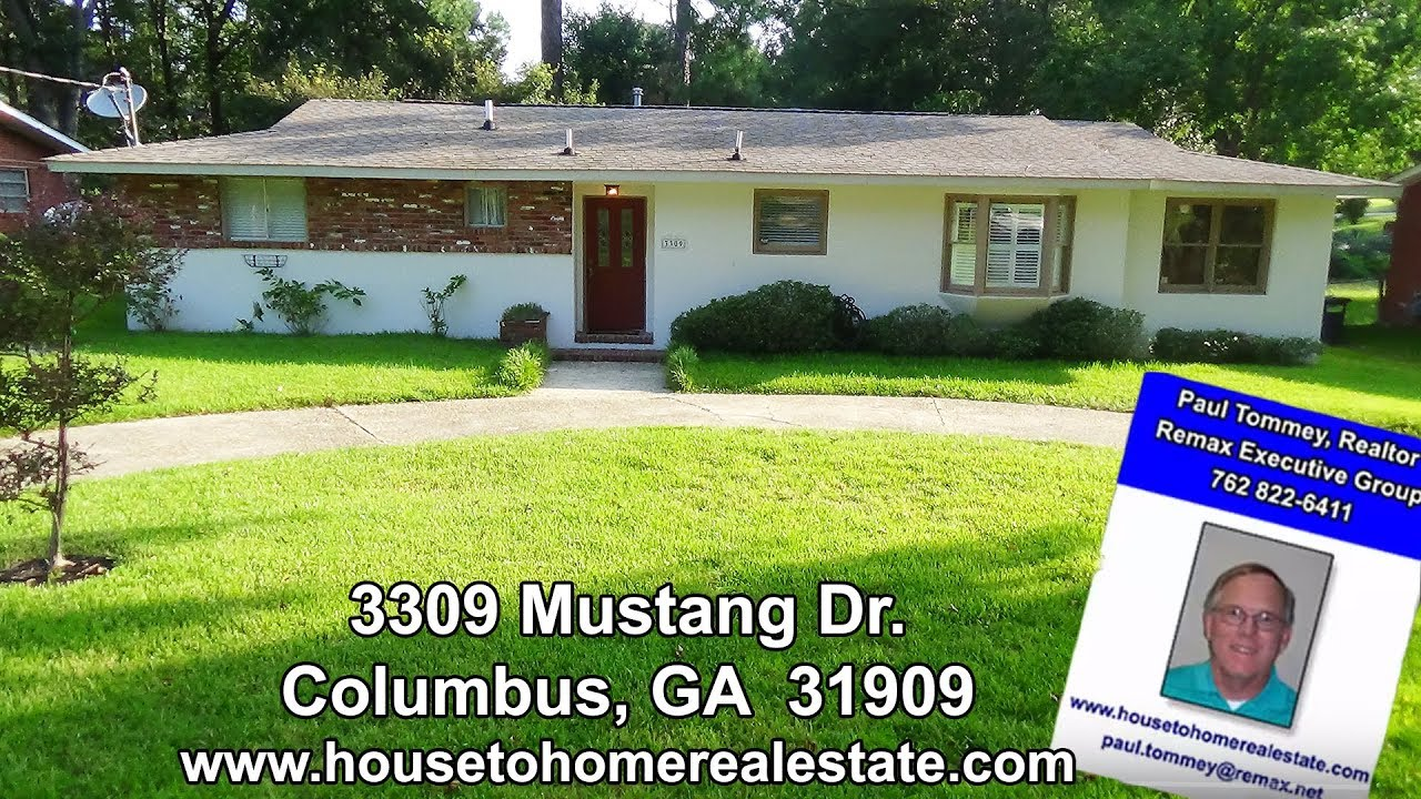 3309 mustang drive columbus ga home for sale or rent youtube rh youtube com house for rent in columbus ga house for rent in columbus ga