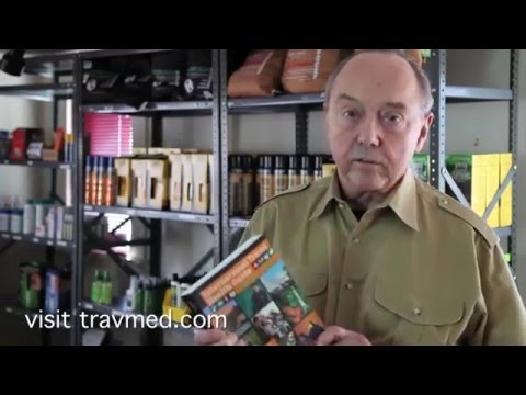 Travel Medicine - Insect Bite Protection: DEET and Permethrin (Part 1 of 3)