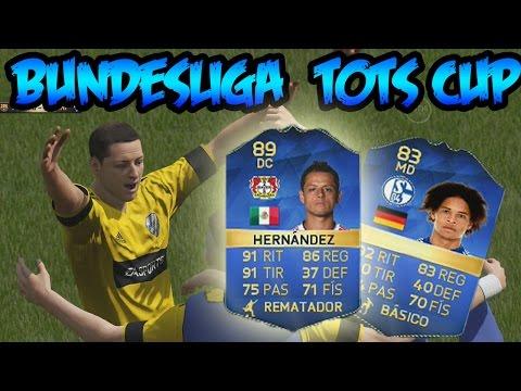 FIFA 16 -TOTS BUNDESLIGA - Chichadios TOTS, el Jugador Clave para conseguir el TOTS Gratis !!!