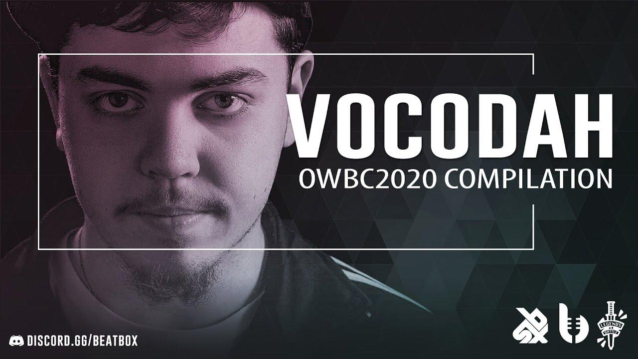 VOCODAH | Online World Beatbox Champion 2020 Compilation