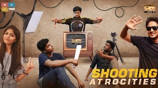 Shooting Atrocities || Narikootam || Tamada Media