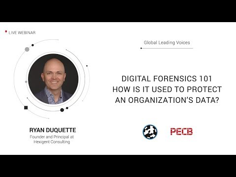 Digital Forensics 101 – How is it used to protect an Organization's Data?