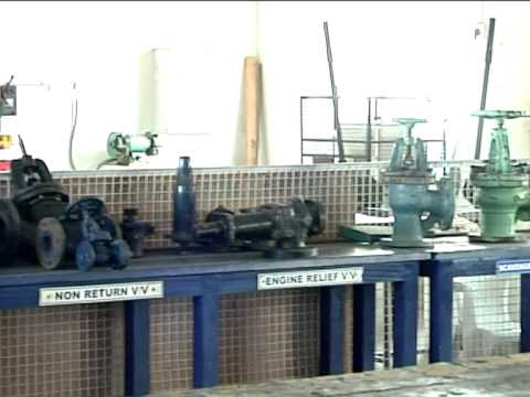 International Maritime Academy in Chennai