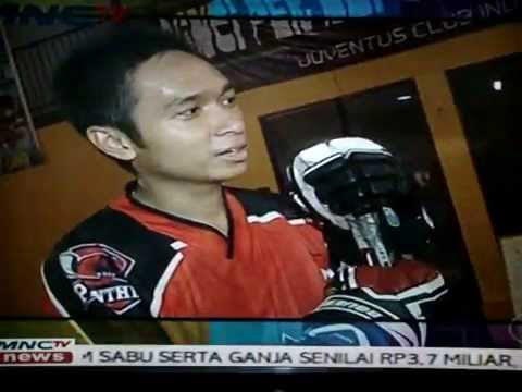 Inline Hockey with Wild Panthers Hockey Club on MNCTV