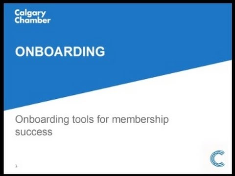 ACCE Webinar: Onboarding New Chamber Sales Professionals