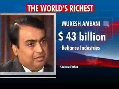 4 Indians on Forbes top 10 rich list