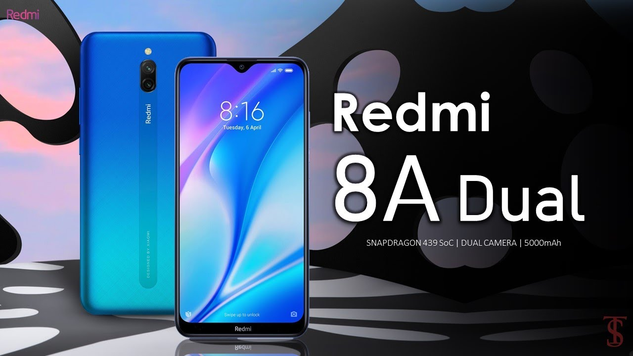 Redmi 8A Dual Price, Official Look, Trailer, Specifications, Camera, Features and Sales Details