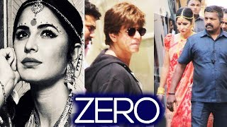 Katrina Kaif's BRIDAL LOOK From Shahrukh Khan's Zero