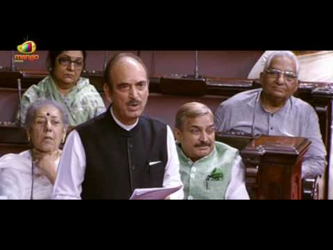 Ghulam Nabi Azad Says Jharkhand Has Become Epicentre of Lynching | Full Speech | Mango News