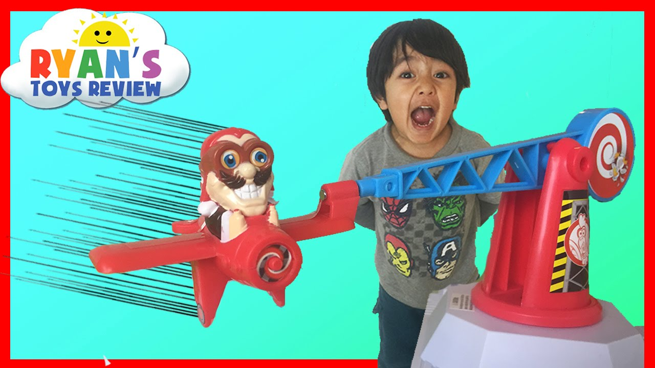 Loopin Louie Family Fun Game For Kids With Egg Surprise