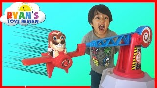 loopin louie family fun game for kids egg surprise toys thomas friends ryan toysreview