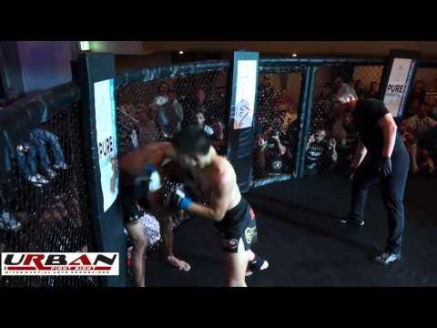 Urban Fight Night #2: Raymart Quintana Vs Josh Togo