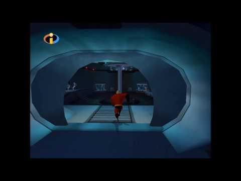 The Incredibles Video Game Walkthrough Part 17 - Rocket Silo
