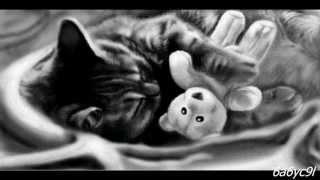 Граффити Вконтакте #3 Милый кот(Подписываемся на канал, скоро следующее видео. Пишем в комментариях отзывы. Музыка Sasha Fantast -- Останусь в..., 2013-06-14T07:39:21.000Z)