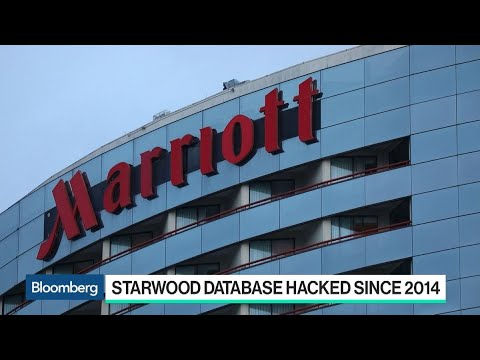 Marriott's Starwood Deal Also Bought Security Risk