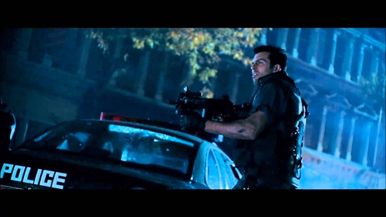 resident evil 2 streetfight scene hd youtube