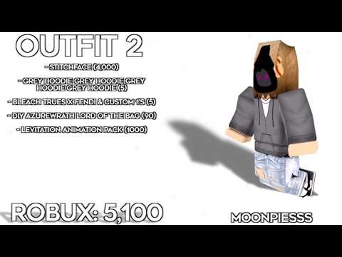 10 AMAZING ROBLOX FAN OUTFITS!!!