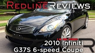 Infiniti G37s Coupe Videos