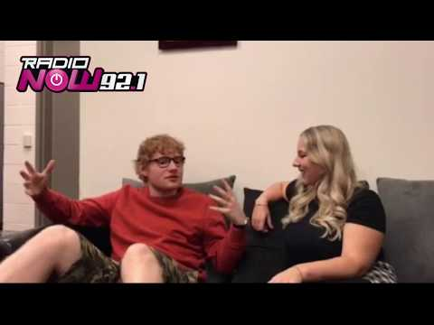 Ed Sheeran Teases HUGE Collaborations and Talks Drunk Stories
