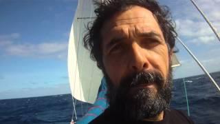 Dernier jour dans les mers du Sud - Passage du cap de Bonne Espérance - Défis GEC 2011-2012