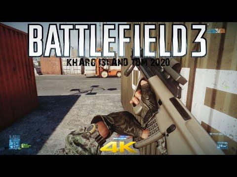 Battlefield 3 Multiplayer 2020 Kharg Island TDM 4K