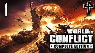"""World in Conflict: Soviet Assault - Misión 1: """"¡Liberación!"""""""