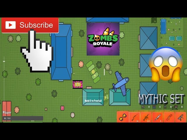 Zombs Royale Mythic